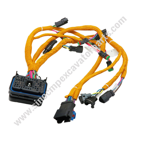 Wiring Harness Making Supplies : Caterpillar c engine wiring harness
