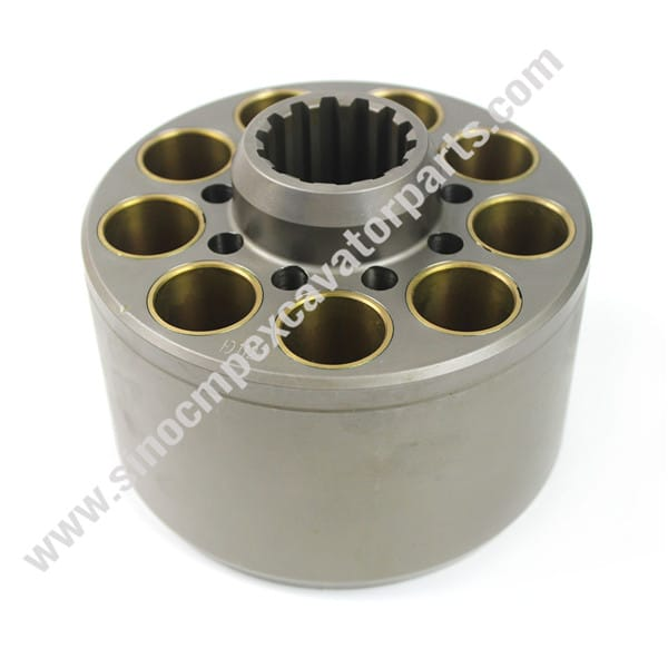 14550189 EC210B Cylinder Blook for Volvo Excavator Parts